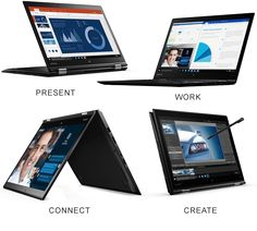 Lenovo ThinkPad X1 Yoga (or other multifaceted computer). Why buy a tablet and laptop when you can get them all in one device?