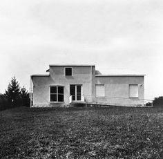 mario asnago e claudio vender - villa roberto strada, cesano maderno, milano, 1952