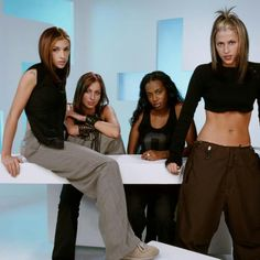 All Saints // The Girl Group are getting back together // NOTION