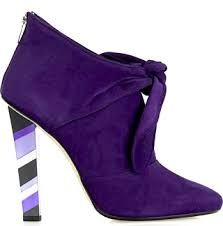 Image result for jimmy choo purple pumps