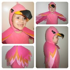 Pottery Barn Kids flamingo costume (not this year)
