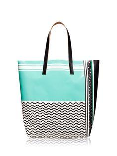 Mint Bangles and Dots // Marni Bag