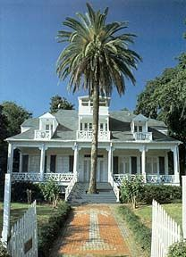 The Father Ryan House Bed & Breakfast Inn- Biloxi, MS. the south
