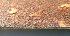 Organoid wordt gekenmerkt door zijn pure, natuurlijke en authentieke uitstraling. In het hart van de Alpen wordt dit materiaal op een ecologische en duurzame wijze vervaardigd uit louter regionale grondstoffen. Hierdoor ontstaat een compleet nieuwe zintuigelijke ervaring: geur! Elke plaat wordt met de hand vervaardigd.  http://www.baars-bloemhoff.nl/onze-merken/organoid/