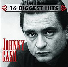 JOHNNY CASH - 16 Biggest Hits [Vinyl] - Amazon.com Music
