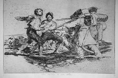 Francisco Goya, Disasters of War