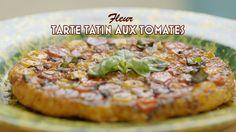 Tarte Tatin aux Tomates. Heel holland bakt.
