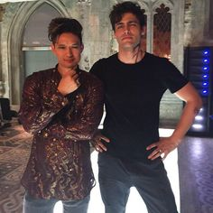 #Malec #Shadowhunters #TheMortalInstruments my 2 boys soooo proud