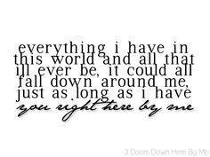 50 Best 3 Doors Down Images 3 Doors Down Lyrics Music Lyrics