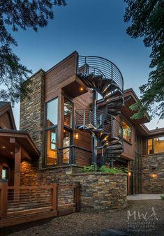 MWA Inc, Architects: Martis Camp-63: Main House