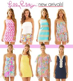 Lilly Pulitzer Spring 2015