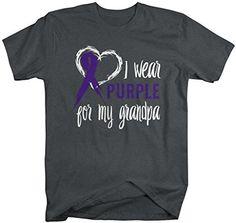 inktastic I Wear Purple for My Niece Pancreatic Cancer Awareness Baby T-Shirt
