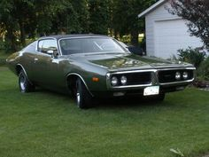 1972 Dodge Charger - $8900