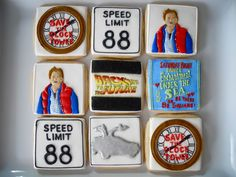 Back to the Future Cookies —Marty!