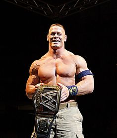 John Cena, champion again! Now for the 15th time! #rebuildingmylife