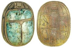 egyptian artifacts | Go Big': Ancient Egyptian artifacts artifacts Scarab 1570 - 1342 BC