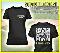 4d26d2f47 Softball life Girls Softball, Baseball Mom, Baseball Fashion, School Shirts,  Boys,