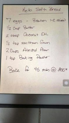 90 second bread - In order to make this SCD friendly, omit baking powder, substitute with tsp baking soda and tsp vinegar or lemon juice. Adjust cook time to 2 minutes. 90 second bread ~ I wonder if it has to be Almond flour . 90 second bread - bake 10 - Cetogenic Diet, Keto Diet Plan, Diet Plans, Low Carb Bread, Low Carb Keto, No Bread Diet, Ketogenic Recipes, Low Carb Recipes, Bread Recipes
