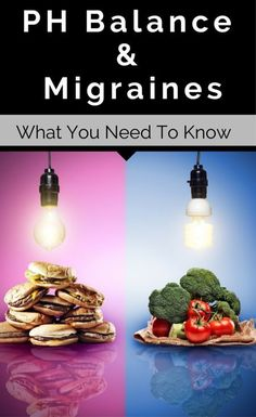 Learn how to make migraines a thing of the past by balancing your pH levels. It's easier than you might think with these natural foods!