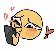 Emoji Drawings, Cute Drawings, Real Memes, Tsuyu, Emoji Images, Image Memes, Drawing Templates, Cute Emoji, Mood Pics