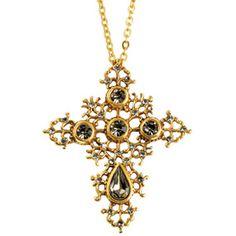 18th-Century French Cross Pendant - Crosses - Jewelry - The Met Store