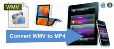 WMV to MP4 video converter is an excellent video converter which convert your WMV files to Mp4 format with ease.