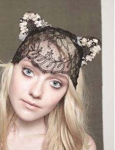 Dakota Fanning InStyle December 2012