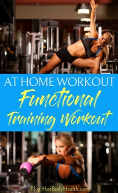 Use a full body functional training workout to help you do the things you already do every day but better than you did t. Arm Workouts At Home, Full Body Workout At Home, Fun Workouts, Body Workouts, Training Workouts, Fitness Workouts, Functional Workouts, Functional Training, Best Workout For Beginners