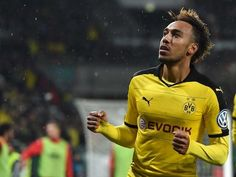 Borussia Dortmund: 'No Pierre-Emerick Aubameyang sale agreed'