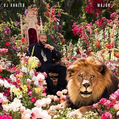 DJ Khaled Reveals 'Major Key' Album Cover Which Is the Greatest Album Cover Maybe Ever | NOISEY