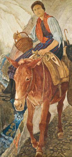 Ernest Bieler - La Belle Rose (La Descente des Mayens)