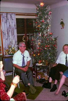 christmas_tree_1965 | Flickr - Photo Sharing!