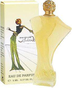 Daliflor Salvador Dali perfume - a fragrance for women 2000