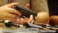 Sopir Ditangkap Karena Keluarkan Senjata
