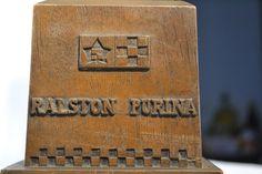 Ralston Purina Sculpture by Carl. Museum Collection, Young Women, Art Pieces, Carving, Sculpture, Artwork, Artist, Work Of Art, Auguste Rodin Artwork
