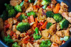 Kuracie teriyaki s brokolicou - Powered by @ultimaterecipe