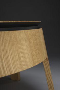 Velo Table by Fabiano Sarra, via Behance