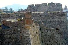 Resultado de imagen de ceuta murallas reales