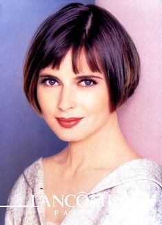 She was beautiful then...and still is! Isabella Rossellini by Caliana, via Flickr