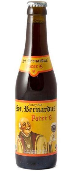 St. Bernardus Pater 6: Dubbel with Cloves from Belgium