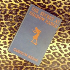 I love the blue back first editions so much. <3 I'm working on collecting them...