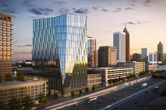 NCR Headquarters | Architect Magazine | Duda|Paine Architects, Atlanta, Georgia, United States, Office, Atlanta-Sandy Springs-Marietta, GA, Duda/Paine Architects