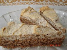 Vague No lie and Gm Diet Articles Healthy Dishes, Healthy Desserts, Sugar Free Deserts, Good Food, Yummy Food, Cheesecake, Hungarian Recipes, Baking And Pastry, Gluten Free Desserts