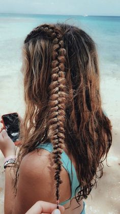 hair inspo VSCO - Create, discover, and connect Hairstyles For School, Summer Hairstyles, Messy Hairstyles, Pretty Hairstyles, Homecoming Hairstyles, Headband Hairstyles, Wedding Hairstyles, Hair Inspo, Hair Inspiration