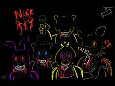 Five nights at freddy's - nice try