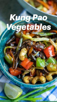 Healthy Asian Recipes, Vegetarian Recipes, Cooking Recipes, Tai Food Recipes, Asian Foods, Fun Cooking, Thai Recipes, Delicious Recipes, Free Recipes