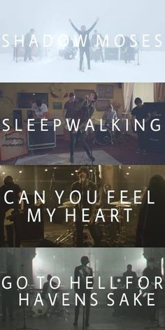 Bring me the horizon Videos...