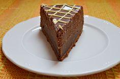 ¡Sano y de rechupete!: Tarta mágica de chocolate