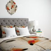 Found it at AllModern - Iveta Abolina Feather Dance Duvet Cover Collection
