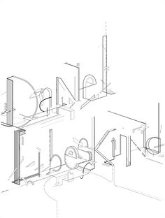 cool architect's name typography!